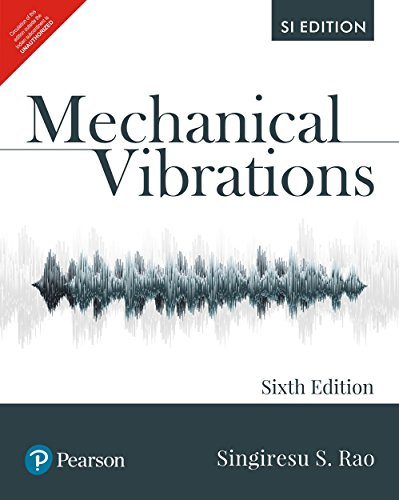 Mechanical Vibrations, SI Edition