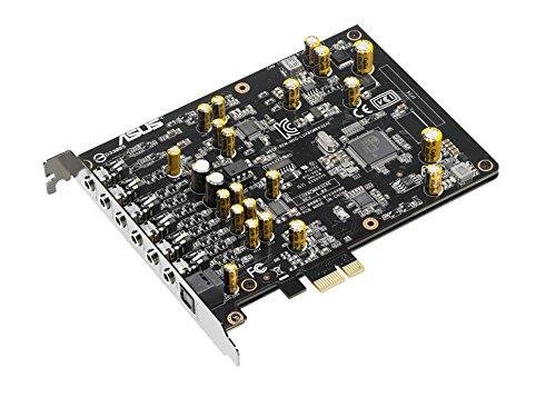 Asus Xonar AE interne 7.1Kanal PCI-E-Karten Sons (7.1Kanal, 32Bit, 110Db, 103Db, 24Bit/192kHz