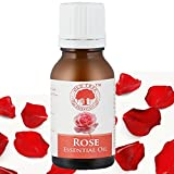 #6: Rose Essential Oil For Skin , Hair and Pimple Care