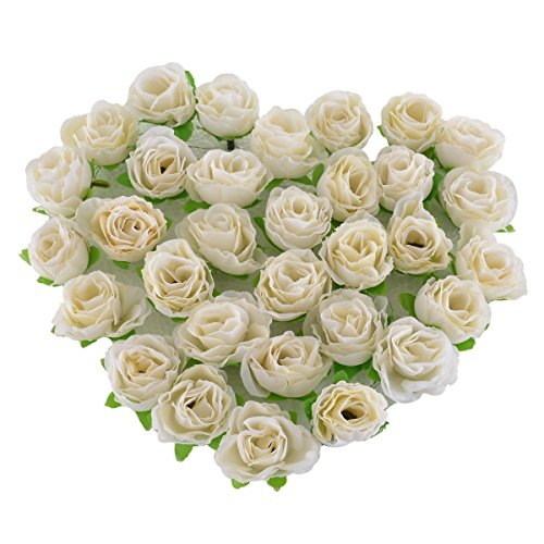 souarts-white-fabric-silk-artificial-rose-flower-heads-for-decoration-pack-of-50pcs