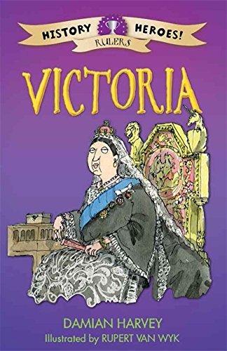 Victoria (History Heroes) by Damian Harvey (2015-08-13)