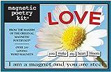 Liebe - Kühlschrankmagnet Set - Kühlschrank Poesie
