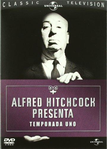 Alfred Hitchcock Presenta... 1ª Temp. [DVD]