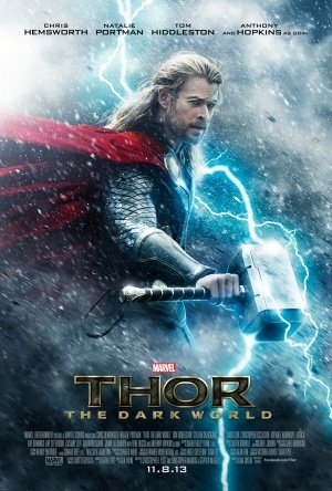 Thor 2 : The Dark World - Movie Wall Art Poster Print - 43cm x 61cm / 17 Inches x 24 Inches A2