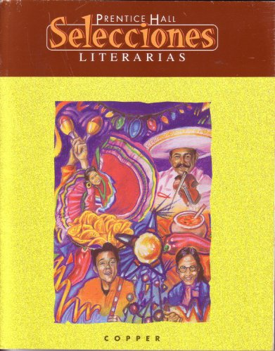 Selecciones Literarias: Copper Level 1 por Not Available