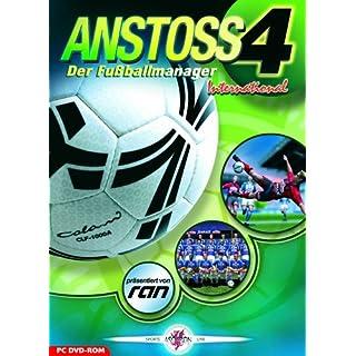 Anstoss 4: Der Fußballmanager - International