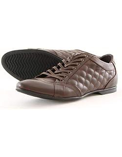51eaf8684ecc Galax Chaussure Ville Lacet Homme Blanche Blanc - 45  Amazon.fr ...