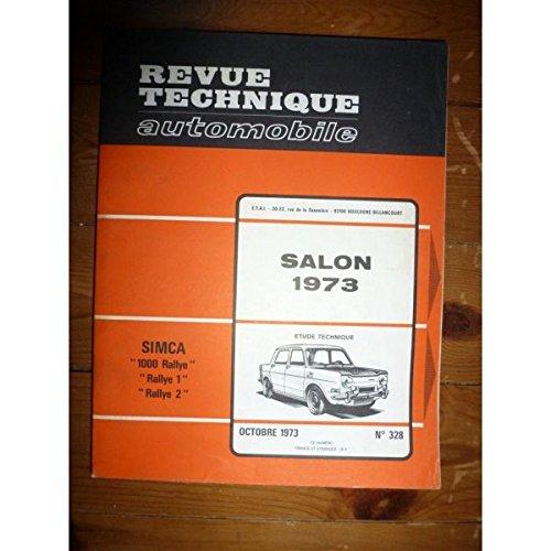 1000 - Rallye Revue Technique Simca Talbot