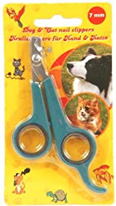 Dog & Puppy Pet Pow Nail Clippers Clipper Nail Scissors from supersalestore