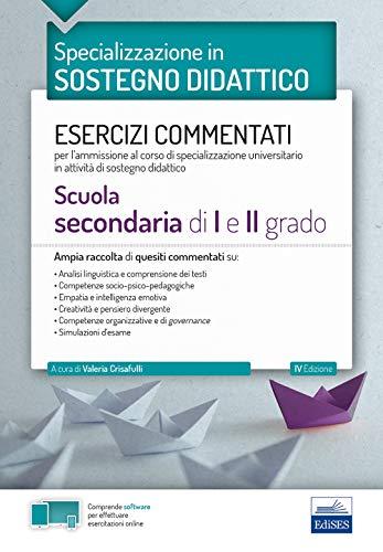 Specializzazione in Sostegno Didattico -