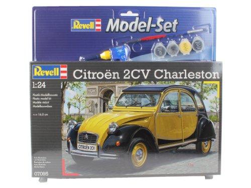 Revell - 67095 - Maquette - Model Set - Citroen 2CV 4009803670959