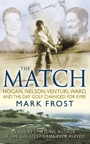 The Match (English Edition) por Mark Frost