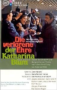 Die verlorene Ehre der Katharina Blum [VHS]