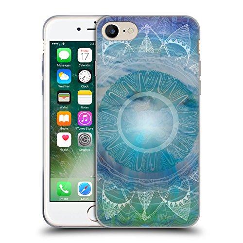Ufficiale Brenda Erickson Terzo Occhio Chakra Cover Morbida In Gel Per Apple iPhone 6 Plus / 6s Plus Gola