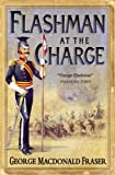 Front cover for the book Flashman at the Charge by George MacDonald Fraser