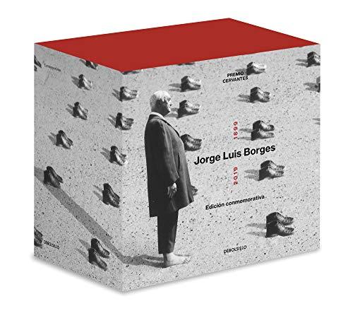 Jorge Luis Borges 1899-2019 (edición estuche): Cuentos completos | Poesía completa | El hacedor | Historia de la eternidad | Inquisiciones / Otras ... 2 | Textos recobrados 3 (CONTEMPORANEA)