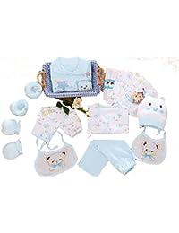 Vlunt Baby-Girls recién nacido/Niños Recién Nacido 18piezas Essentials Set de regalo