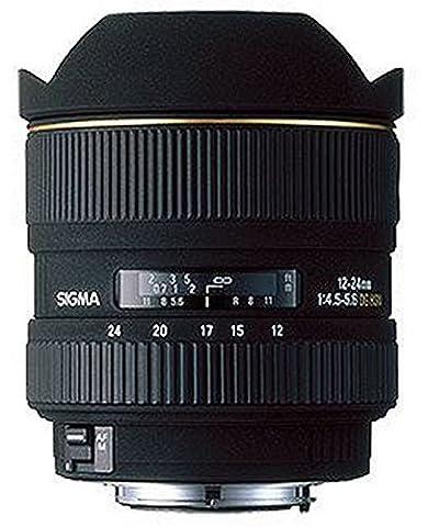 Sigma 12-24 mm F4,5-5,6 EX DG HSM-Objektiv (Gelatinefilter) für Nikon D