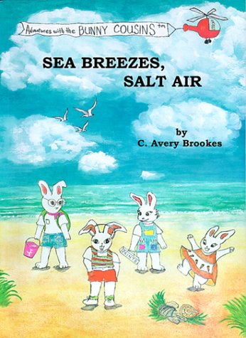 Air Breeze Marine (Sea Breezes, Salt Air (Adventures With the Bunny Cousins))