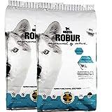2 x 11,5 kg Bozita Robur Sensitive Grain Free Reindeer Rentier Hundefutter