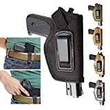 Best Concealed Carry Holsters - GW Nylon Concealed Holster Carry Inside/ Outside The Review