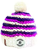 Earebel capra Handmade cappellini a righe, multicolore, taglia unica