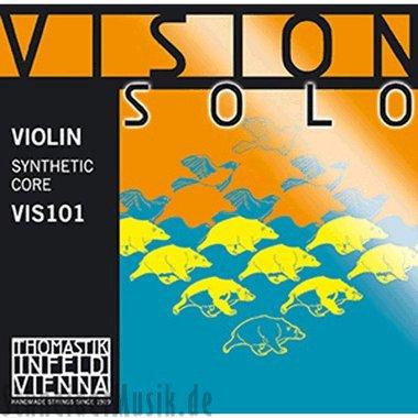 Thomastik Thomastik Infeld Saite für Violine Vision Solo Satz (Silver D) (Saiten Violine Vision Thomastik)