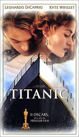 Titanic [VHS] (Titanic Vhs)
