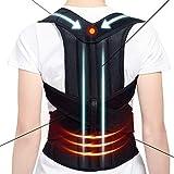 AZOD Adjustable Magnetic Power Posture Back Support Correction Belt Magnetic Band Posture Corrective