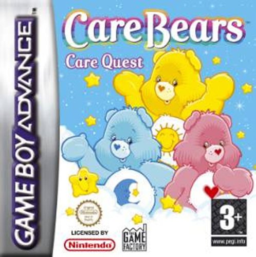 Image of Care Bears: Care Quest (GBA)