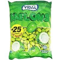 Vidal - Melons - Chicle relleno gregeado - 200 chicles