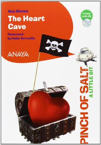 The Heart Cave (A Little Bit) (Literatura Infantil (6-11 Años) - Pinch Of Salt)