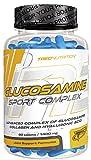 Trec Nutrition Glucosamine Sport Complex Gelenke Knochen Supplement Fördert Heilung und Wiederaufbau Sport Bodybuilding 90 Tabletten