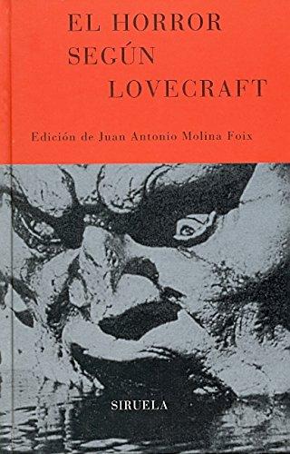 El horror según Lovecraft (Libros del Tiempo)