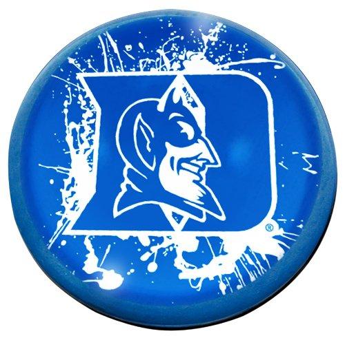 (NCAA Duke University Blue Devils Maskottchen in 5 cm Kristallmagnet mit Farbiger Geschenkbox)