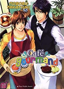 Café Gourmand Edition simple One-shot