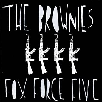 fox force five by the brownies on amazon music. Black Bedroom Furniture Sets. Home Design Ideas