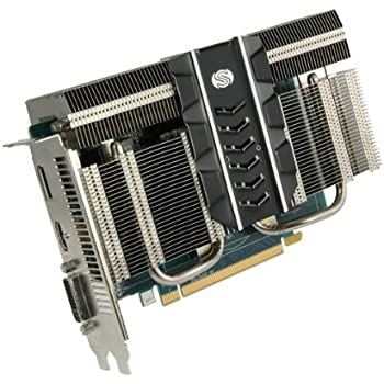 Sapphire Ultimate Radeon HD7750 Grafikkarten (PCIe, 1GB, GDDR5 Speicher, HDMI, DVI)