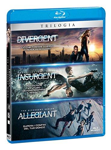 Divergent Trilogia (Box 3 Br)