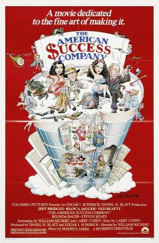American Success Company Plakat Movie Poster (27 x 40 Inches - 69cm x 102cm) (1979) B