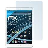 atFolix Schutzfolie kompatibel mit Asus ZenPad 3S 10 Z500KL Folie, ultraklare FX Bildschirmschutzfolie (2X)