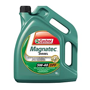 Castrol 151B73 Magnatec Diesel DPF 5W-40 B4, 5 L pas cher