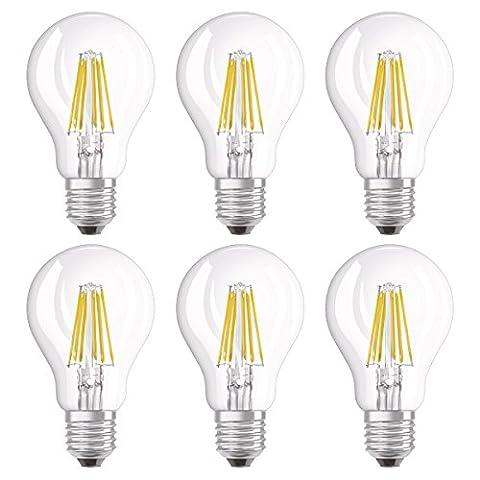 OSRAM LED Retrofit CLASSIC A / LED lamp, classic bulb