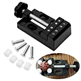 1pc Carving Bench Clamp Drill Press Vice Hand Micro Clip Flat Tool