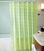 Name: shower curtainMaterial: PolyesterHook: white plastic C hookSpecifications: (wide and high)120 * 180cm; 150 * 180cm; 180 * 180cm; 200 * 180cm; 220 * 180cm; 240 * 180cm;Features: thick hanging ring, live buckle design; installation and removal mo...