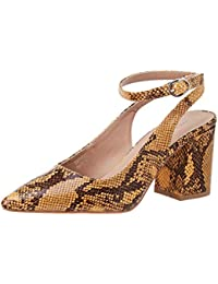 a3d9518b5291 Amazon.co.uk  Yellow - Court Shoes   Women s Shoes  Shoes   Bags