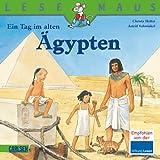 LESEMAUS, Band 50: Ein Tag im alten Ägypten - Christa Holtei