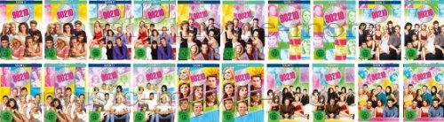 Staffel 1-10 (71 DVDs)