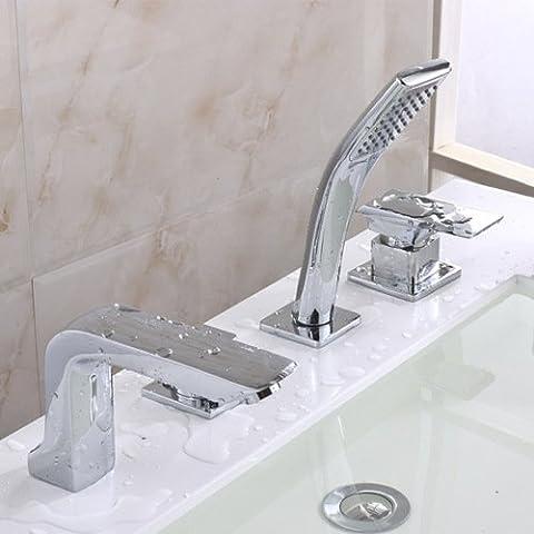 SepNte Tutti Rame e caldo bagno freddo Sit-On 4 tocca il pezzo