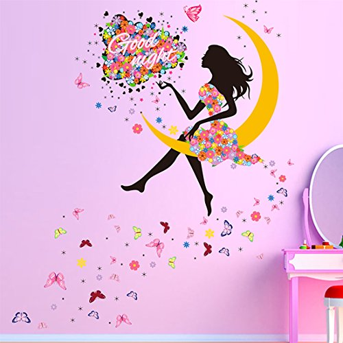 Awesome HD Living Room Bedroom Decoration Butterfly Wall Stickers  Part 21
